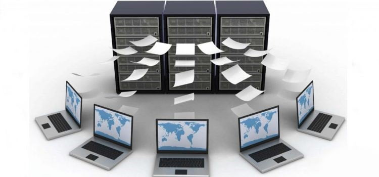 پشتیبان گیری آسان در نرم افزار های ابری