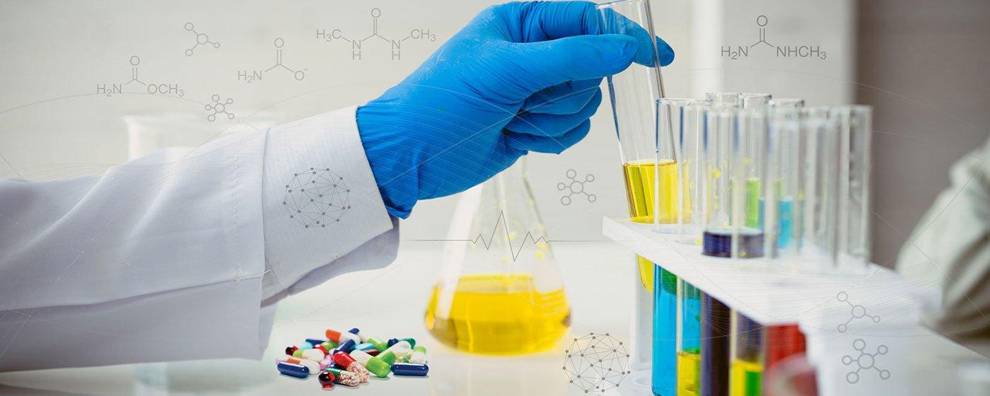 راهکار صنایع دارویی و شیمیایی