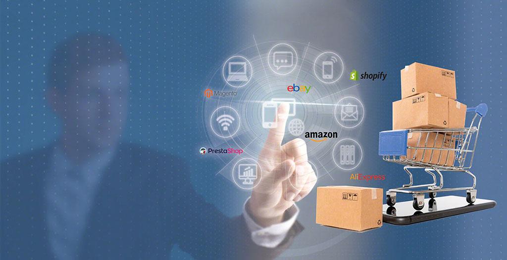 تجارت الکترونیک یا Ecommerce